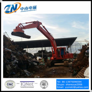High Working Frequency Excavator Lifting Magnet for Scrap Yard Emw-60L/1-75 pictures & photos