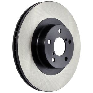 Auto Brake & Brake Parts Black Painted Brake Disc pictures & photos