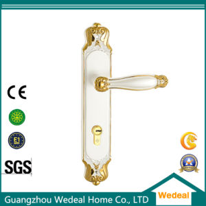 Stainless Steel Double Bolt Door Lock for Interior Room pictures & photos