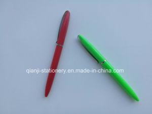 Twist Plastic Promotional Ball Pen (P2018A) pictures & photos