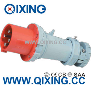 IEC 309 Best Quality 63A 4p Electrical Plug pictures & photos