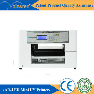 High Quality Glass Bottle Printer UV Flatbed Printing Machine pictures & photos