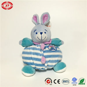 Baby Care Super Soft Fancy Safe Sleeping Buddy Rabbit Toy pictures & photos