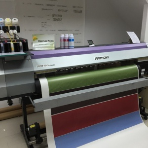 "105GSM 55"" Fast Dry Non-Curl Dye Sublimation Heat Transfer Paper for Epson F-Series/ Roland/ Mimaki pictures & photos"