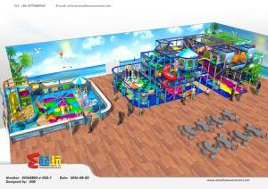 Unique Design of Indoor Playground for Children