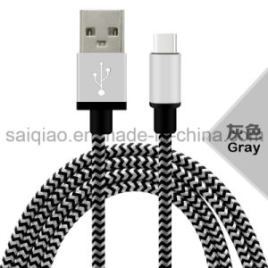 Male to Male 3.1 Type Mini USB Cable for Galaxy Samsung and iPhone