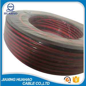 Red/Black PVC Insulated CCA Condcutor Speaker Cable pictures & photos