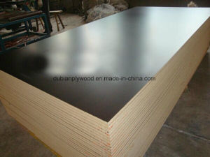 Construction Concrete Plywood WBP Glue Poplar Core First Grade pictures & photos