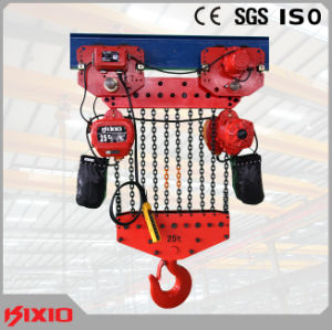 30t Electric Chain Hoist Crane with Hook pictures & photos