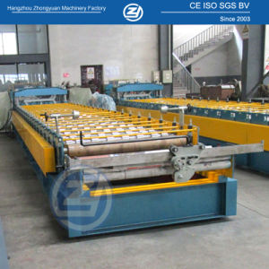 Customized Soncap Metrocopo Roofing Tile Forming Machine pictures & photos