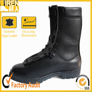 High Quality Genuine Leather Military Combat Boots pictures & photos