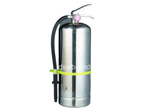 Stainless Steel Fire and Safety Fire Extinguisher pictures & photos