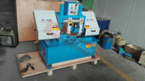 Horizontal Band Saw (Horizontal Bandsaw BS 712N) pictures & photos