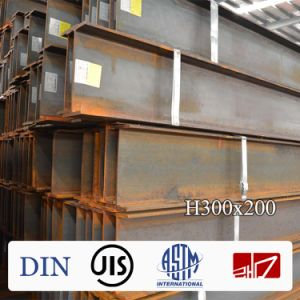 Steel I Beam Size pictures & photos