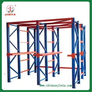 Professional Drive-in Metal Storage Rack (JT-C04) pictures & photos