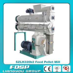 Low Price Good Quality Fish Feed Pellet Mill with CE/ISO/SGS pictures & photos