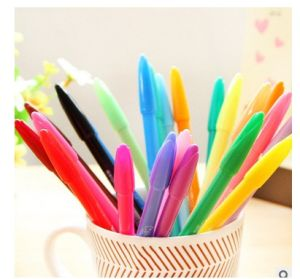 Promotional Highlighter Maker Fluorescent Pen, Normal Size Pen pictures & photos