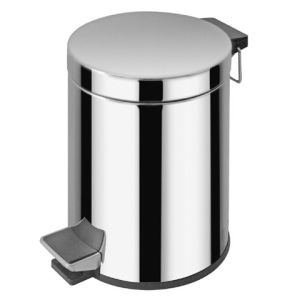 Hot-Selling SUS304 Stainless Steel Pedal Waste Bin (4601)