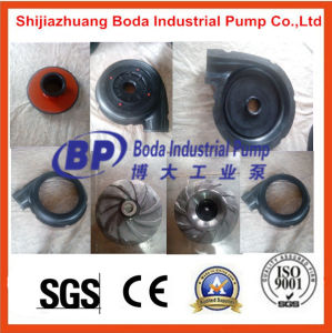 Mde in China Rubber Liners-Rubber Lined Slurry Pump Part pictures & photos