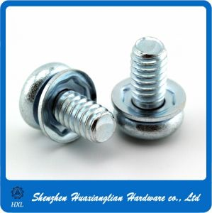 Sems Assembly Combination Screw with Washers pictures & photos