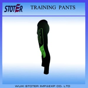 Sports Tights Pants Gym Elastic Basketball Training Pants Leggings pictures & photos