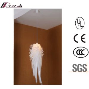 European Style Plastic Pendant Lamp for Hotel Project pictures & photos