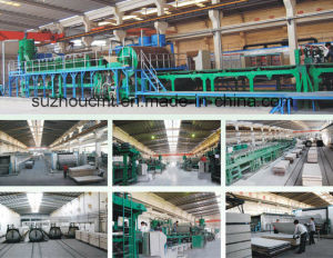 2016 Calcium Silicate Board Production Line pictures & photos