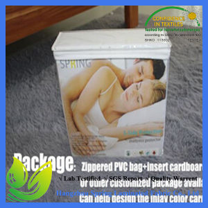 Sleep Defense Premium 100% Waterproof Bed Bug Proof Zip Mattress Cover pictures & photos