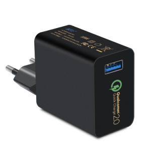 QC 2.0 USB Quick Charger for Mobile Phone Tablets pictures & photos