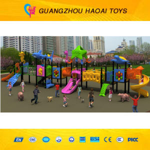 Hot Sales Cheap Kids Outdoor Playground Equipment for Amusement Park (A-15082) pictures & photos