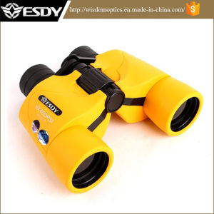 Yellow Color 8x40 Waterproof Binoculars Telescope pictures & photos