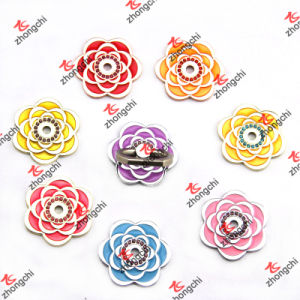 360 Degree Rotation Sticky Ring Holder for Mobile Phone Decoration (SPH01-06) pictures & photos