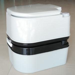 20L Plastic Portable Toilet Outdoor Mobile Toilet pictures & photos