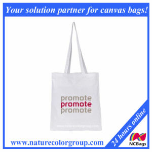 White Cotton Tote Bag for Promotional pictures & photos