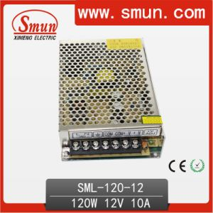 120W12VDC10AMP AC to DC Power Supply Switching Power Supply pictures & photos