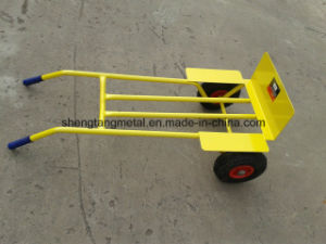 Heavy Duty Move Hand Trolley pictures & photos