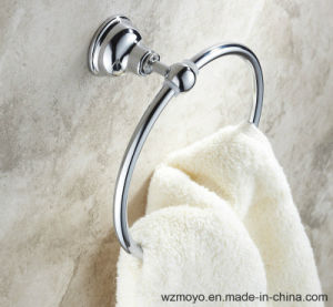 Towel Ring in Chrome Plated for The Bathroom pictures & photos