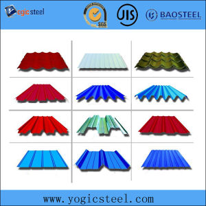 Color Roofing Sheet for Wall for Building Materials pictures & photos