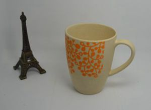 Bamboo Fiber Cup with Printed (BC-CP1007) pictures & photos