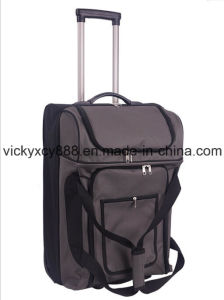 Wheeled Trolley Shoulder Luggage Travel Shopping Sports Bag Handbag (CY9930) pictures & photos