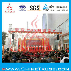 Outdoor Concert Quick Truss with Roof, Truss Project pictures & photos