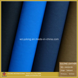 Yabuck Garment PU Leather (G007) pictures & photos
