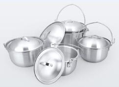 Aluminum Cooking Pot pictures & photos