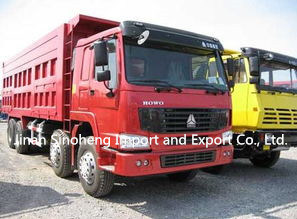 HOWO 6X4 18cbm Dump Tipping Truck for Sale pictures & photos