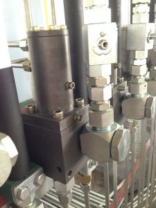 High Low Pressure Recirculation Switchover Unit pictures & photos