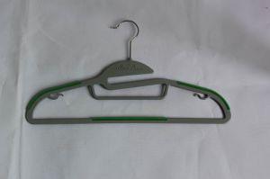 2015 Fashion Non-Slip Hook Antislip Strip Suit Plastic Hanger