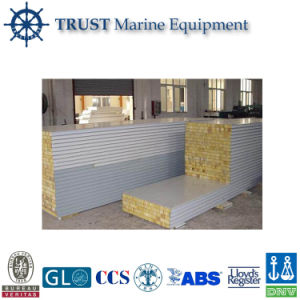 Marine Fireproof Type a Mineral Wool Panel pictures & photos