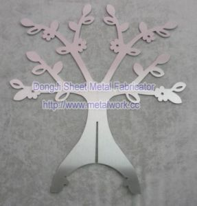Aluminum Sheet Metal Laser Cut pictures & photos