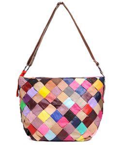 Classic Bags Sheepskin Leather Handbag Fashion Bag (XZ236) pictures & photos