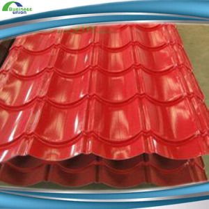 Color Steel Material Type of Roofing Sheets pictures & photos